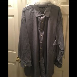 Synergy Dress Shirt 5X new without tag.